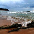 Swell - Bateau Bay Beach by Jacob Jackson