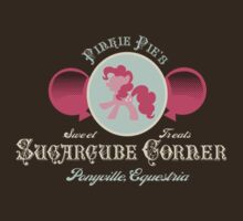 TShirtGifter Presents: Pinkie Pie's Sugarcube Corner
