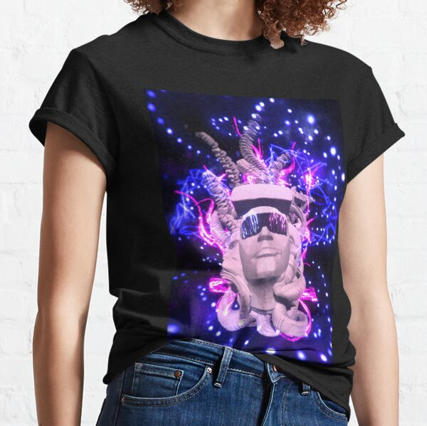 Cyber Idol 2020 by Spaced Painter Classic T-Shirt