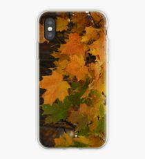 Fall Leaves iPhone case iPhone Case