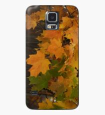 Fall Leaves iPhone case Case/Skin for Samsung Galaxy