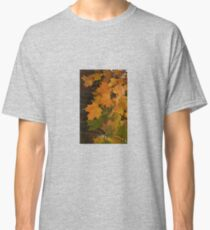 Fall Leaves iPhone case Classic T-Shirt