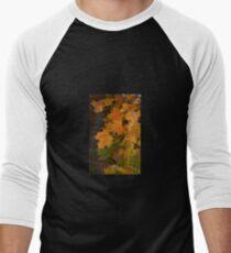 Fall Leaves iPhone case Men's Baseball ¾ T-Shirt