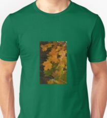 Fall Leaves iPhone case Unisex T-Shirt