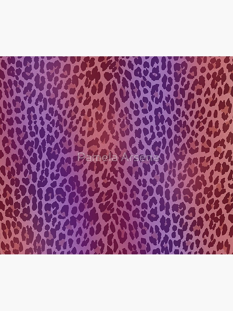 Girly Leopard Cougar Print by xpressio