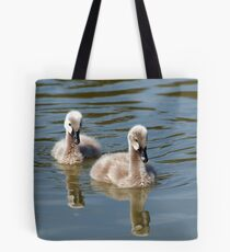 The Two of Us!!! Tote Bag