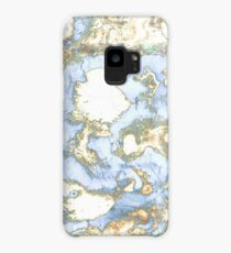 Abstract Pattern Case/Skin for Samsung Galaxy