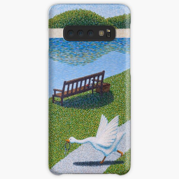 Une Oie Samsung Galaxy Snap Case