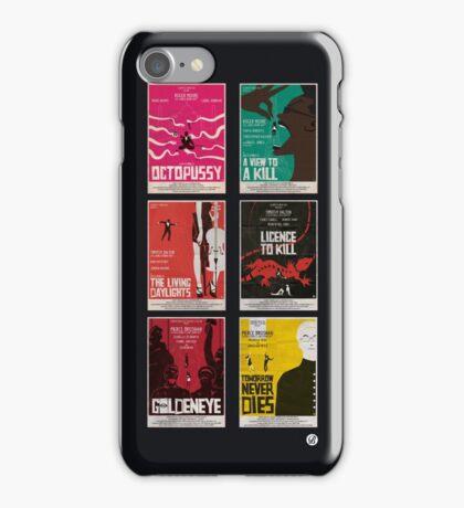 Bond #3 iPhone Case/Skin