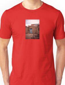 Taos Pueblo Ladder Unisex T-Shirt