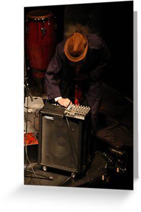 The Old Rocker by Chris Samuel