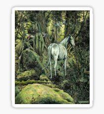 Unicorn & Pixies Sticker