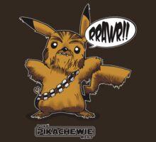 Poké Wars: Pikachewie