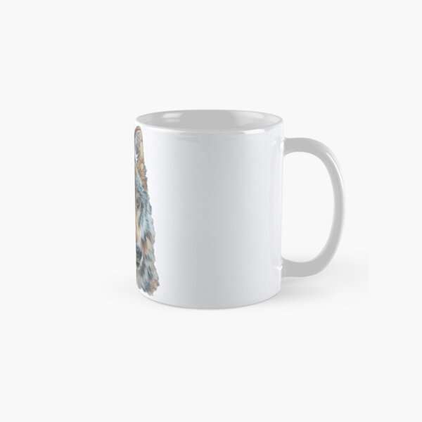 Alpha Wolf Classic Mug