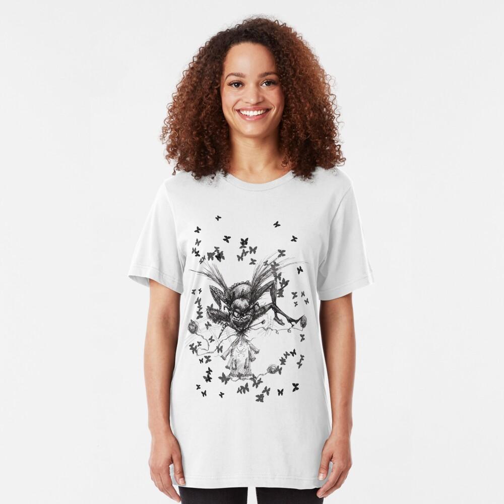 Web Design Slim Fit T-Shirt