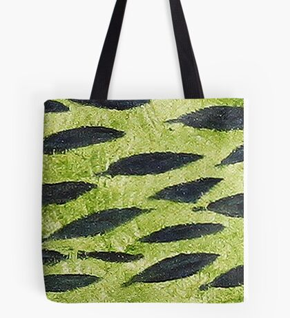 Impression Water Reed Minnows Tote Bag