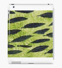 Impression Water Reed Minnows iPad Case/Skin