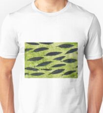 Impression Water Reed Minnows Unisex T-Shirt