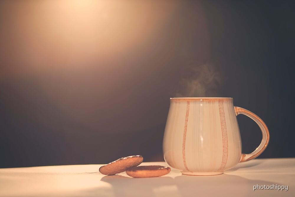 Outdoor tea by Krisztian Sipos
