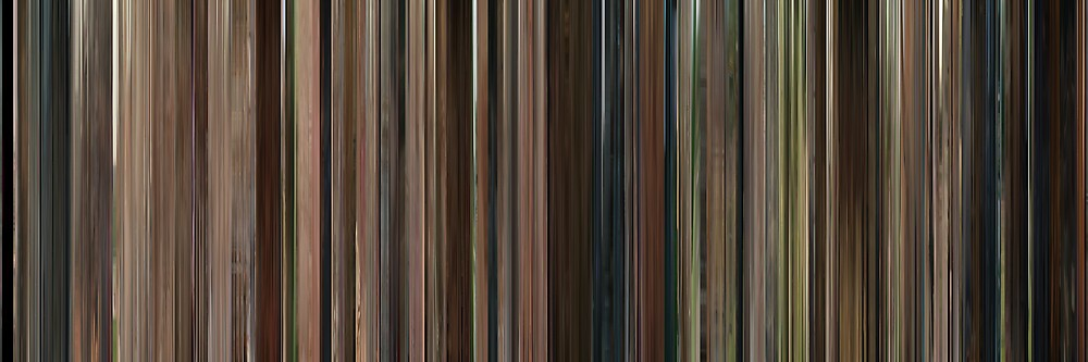 Moviebarcode: Marie Antoinette (2006) by moviebarcode