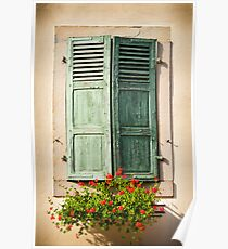 Beautiful Window 1 Poster