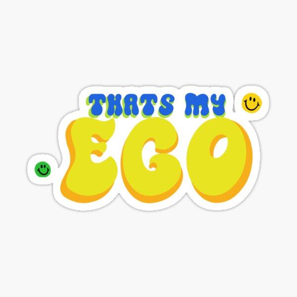 Ego Pegatina