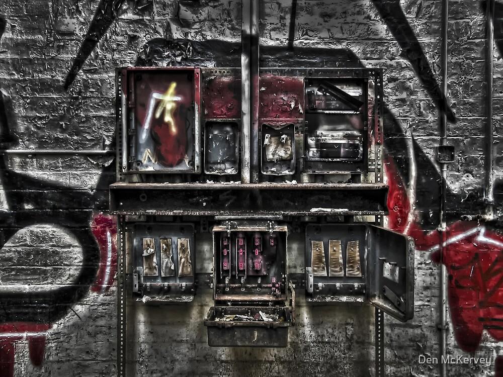 Fuse Box by Den McKervey