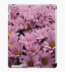 Pink Flowers iPad Case/Skin