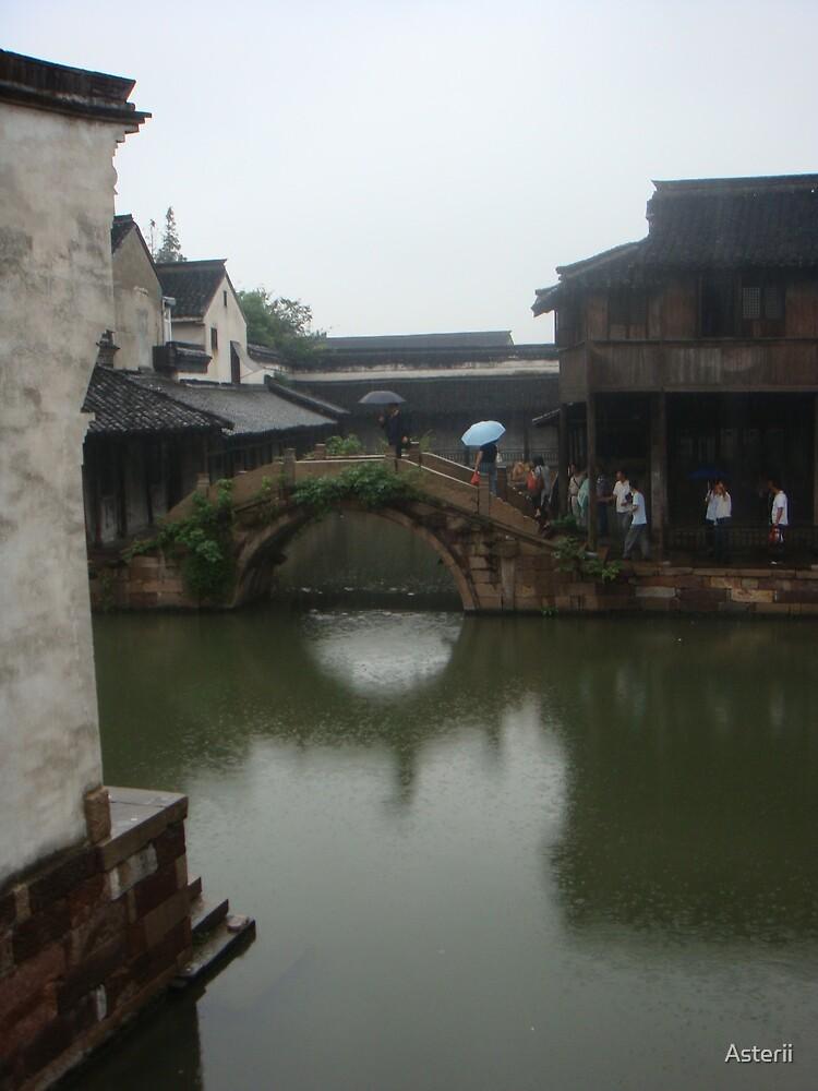 Shang Hai - China by Asterii