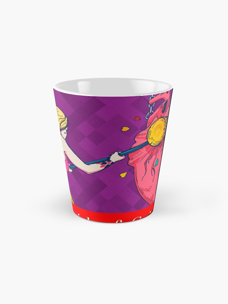 Alternate view of Cupid of Crime Gift Mug