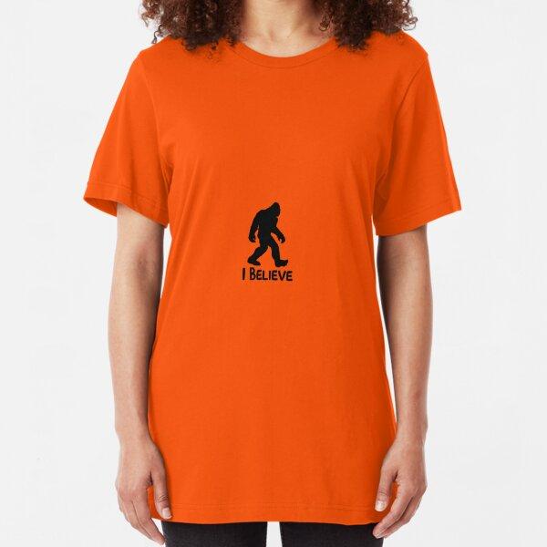 I BELIEVE! Slim Fit T-Shirt
