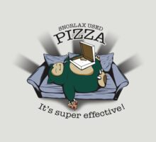 Snorlax used pizza... | Unisex T-Shirt