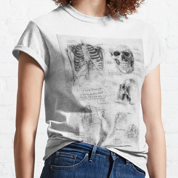 Skeketon Classic T-Shirt