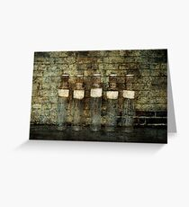 Apothecary Greeting Card
