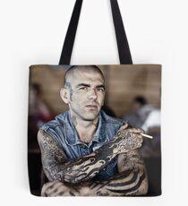 Tatouage Tote Bag