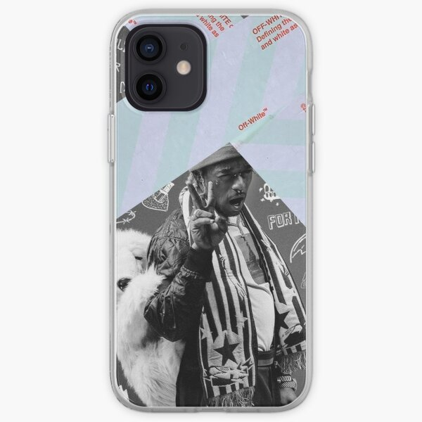 Lil Tour 2020 Uzi Luv Is Rage 2 iPhone Soft Case