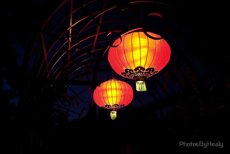 Chinese Lanterns by Photos by Healy