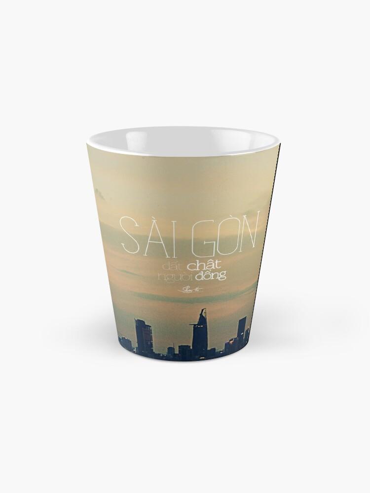 Alternate view of saigon. Mug