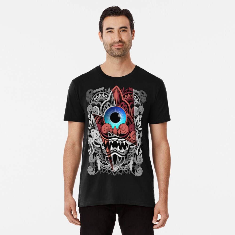Extraterrestrial Barong Premium T-Shirt