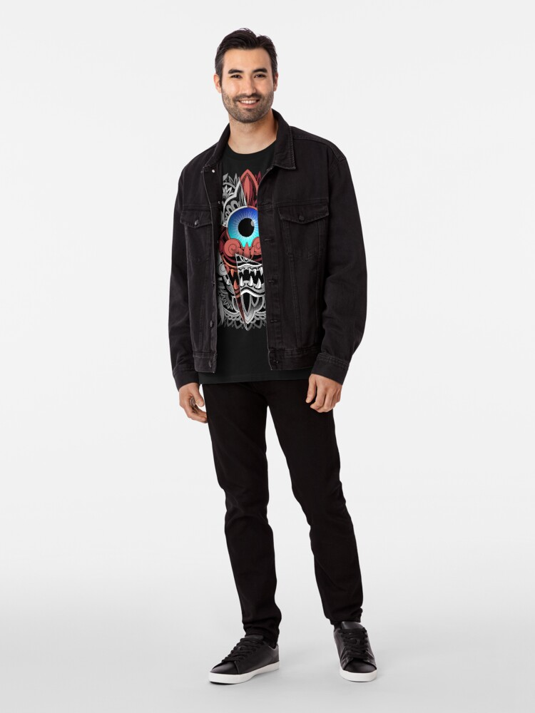 Alternate view of Extraterrestrial Barong Premium T-Shirt