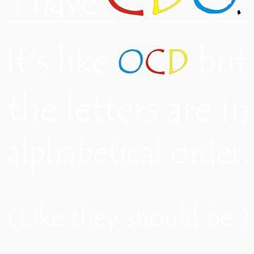 I have CDO ...  by TeeLoft