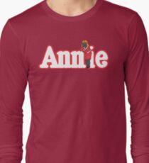 Little Orphan Annie Skywalker Long Sleeve T-Shirt