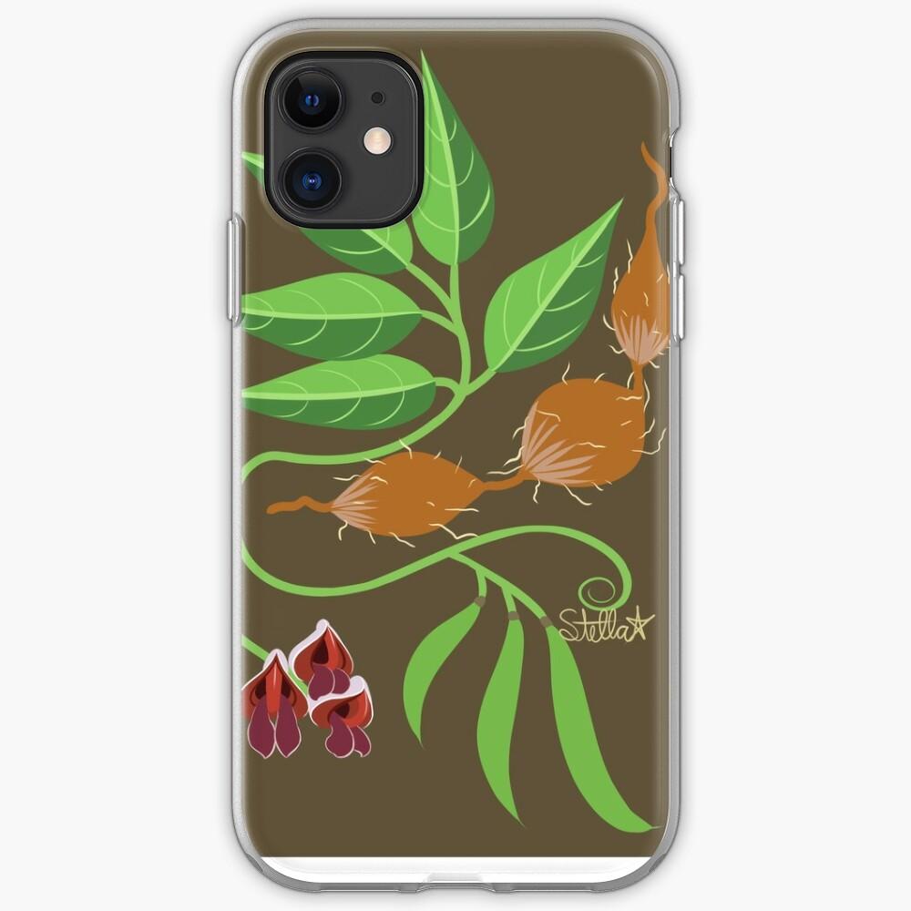 Groundnut - Apios Americana - Indian Potato iPhone Case & Cover