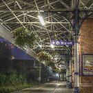 Poulton train station HDR by blueandwhite80