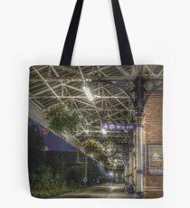 Poulton train station HDR Tote Bag