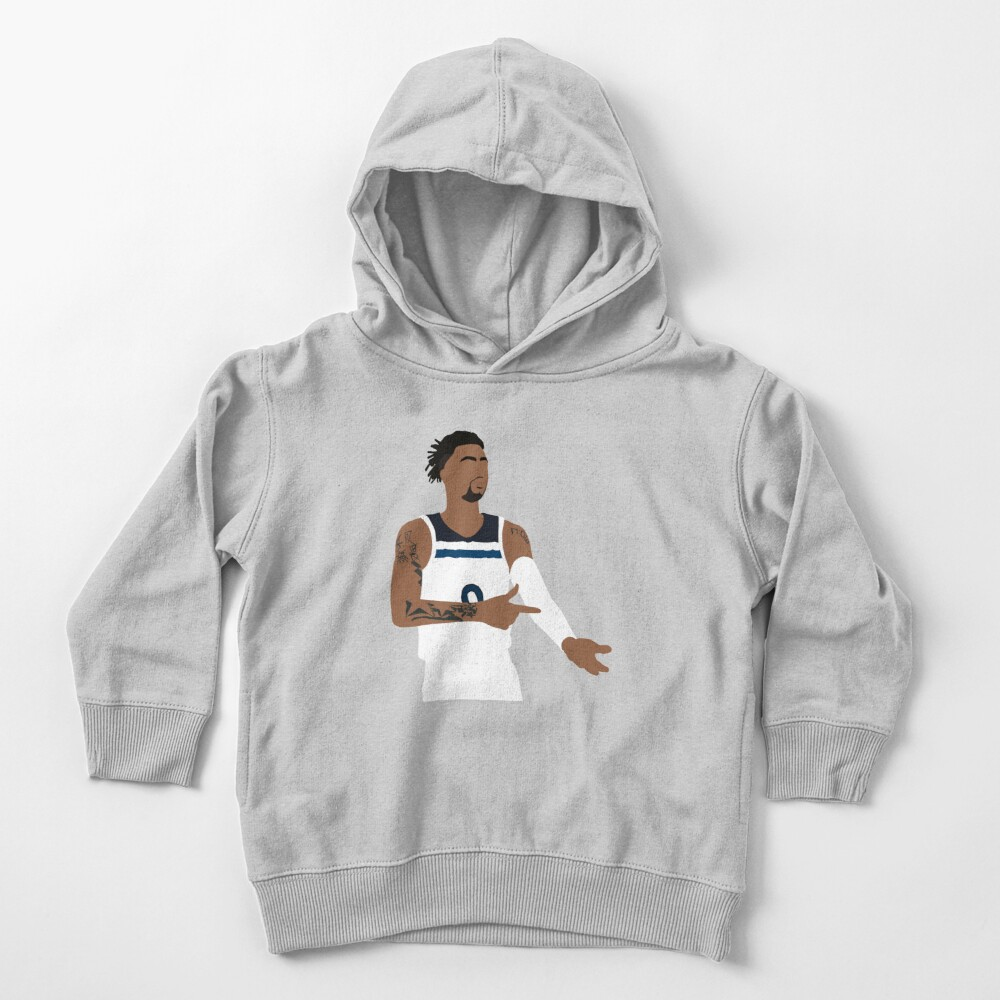 """D'lo """"Ice in His Veins"""" Timberwolves Toddler Pullover Hoodie"""