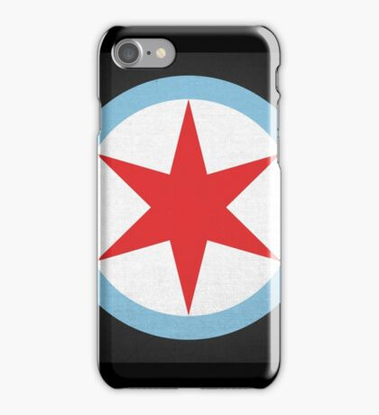 Captain Chicago (Dirty) iPhone Case/Skin