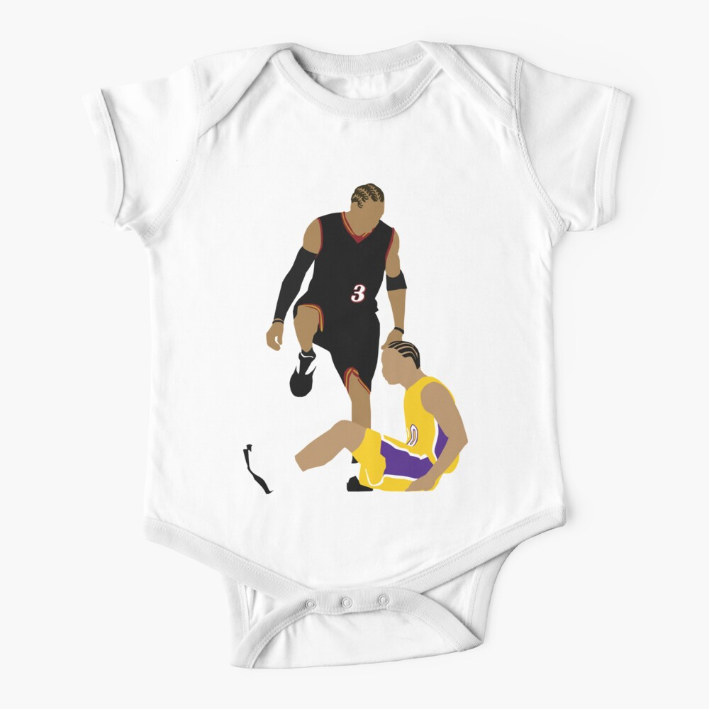Allen Iverson Stepover Baby One-Piece
