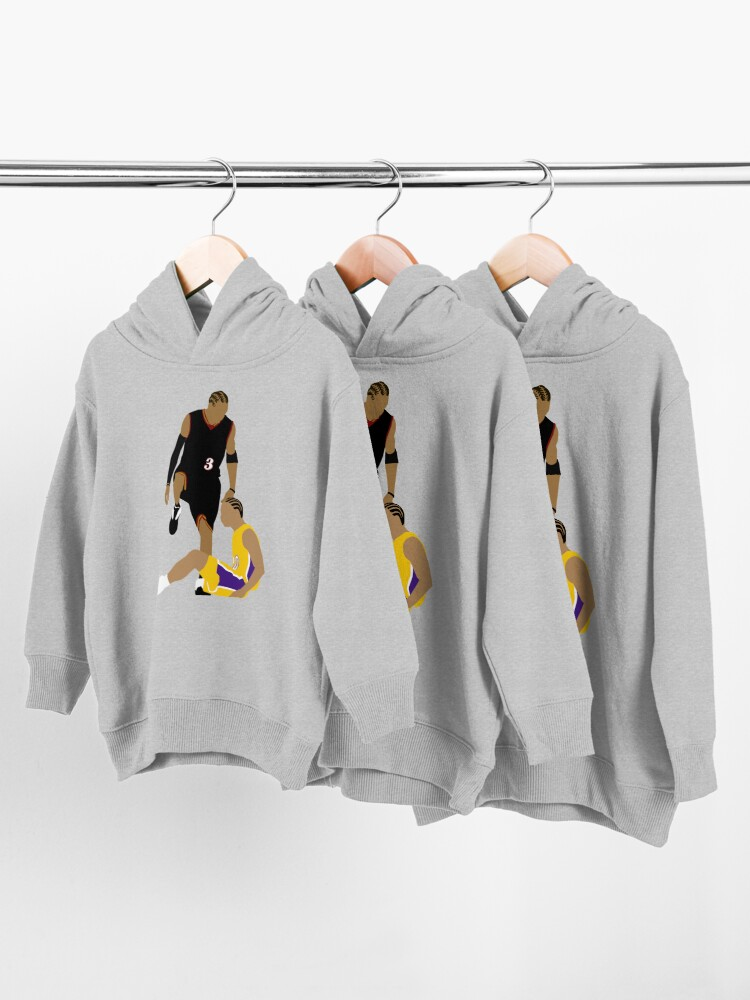 Alternate view of Allen Iverson Stepover Toddler Pullover Hoodie