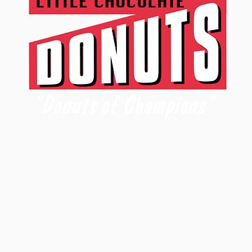 Little Chocolate Donuts by Blackwing